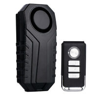 Wireless Anti Theft Vibration Alarm Security Cycling