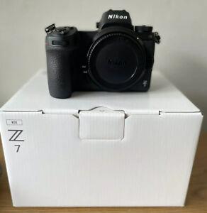 Nikon Z7 Digital Mirrorless Camera Body Boxed