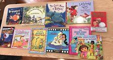 Children's Books Lot Of 11 Books Level 2, Pre-owned
