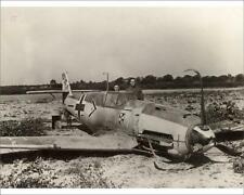 """10633224 10""""x8"""" (25x20cm) Print Messerschmitt Bf109E-4 of German..."""
