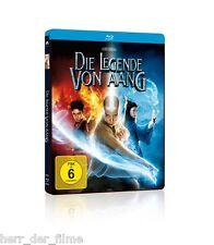 DIE LEGENDE VON AANG (Blu-ray Disc, Steelbook) NEU+OVP