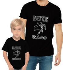 Led Zeppelin London Rock Band Adults Man & Women & Kids & Boy & Girl T-Shirt