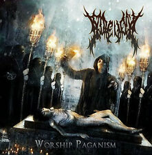 Gorevent - Worship Paganism CD 2013 brutal death metal Japan