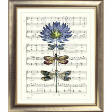 Vintage Original Botanical Art Prints