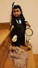 "Indian Outfit with 7 PC.  for 18"" Kaya American Girl  Doll    M-K3"