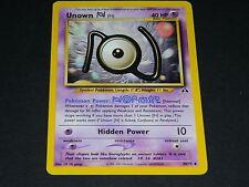 Pokemon Neo Discovery Set UN-COMMON Unown 50/75 - NM/M Condition
