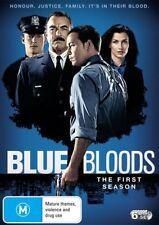 Blue Bloods : Season 1 (DVD, 2011, 6-Disc Set)