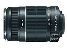 Canon EF-S 55-250mm F/4-5.6 IS Telephoto Zoom Lens