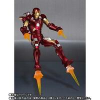 S.H.Figuarts Marvel Avengers IRON MAN MARK 7 Action Figure BANDAI NEW from Japan