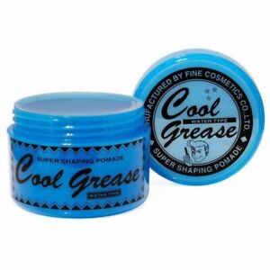 Cool Grease Hair Pomade Water Type, 30g (3 bottles) Travel size