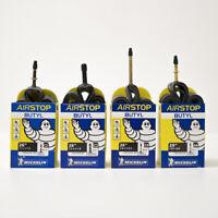 2 x Michelin Airstop MTB Butyl Inner Tubes Presta Schrader 34mm 40mm 60mm C2 C4