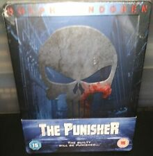 [Blu-ray] The Punisher Steelbook - VF NON INCLUSE - NEUF SOUS BLISTER