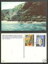 Pitcairn Wal Boot Bounty Bay 2 Briefmarken