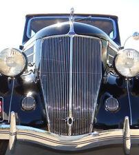 1930s Vintage Ford Sport Car 1 24 T GT A Rare Antique Classic Metal Model 18