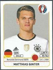 PANINI EURO 2016- #245-GERMANY-MATTHIAS GINTER