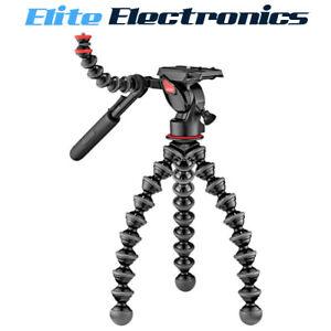 Joby GorillaPod Video PRO 5K Tripod Kit with Fluid Video Head JB01561
