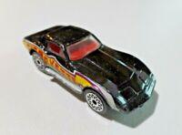 Matchbox Superfast Chevrolet Corvette Turbo Vette Black 1979 Macau