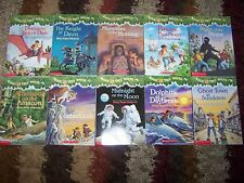 10 NEW Magic Tree House #1-10 Accelerated Reader Books Set Mary Pope Osborne