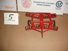 1/16 International disk with metal rims