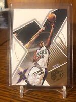 2002-03 Topps Xpectations Parallel Bucks Basketball Card #91 Michael Redd