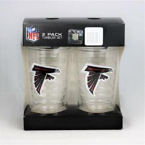 Atlanta Falcons NFL Officially Licensed Hunter 2pk 16oz Tumbler