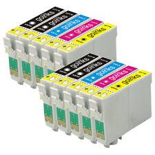 10 Cartucce d'Inchiostro per Epson Stylus Office BX305F & BX305FW