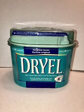 Dryel At Home Dry Cleaning Starter Kit Original Scent 16 Garments Dryer New