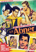Li'l Abner New DVD