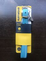 Ruffwear Headwater Dog Collar Teal Blue 17-20 inch - Unused New In Package
