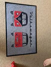 Vw Camper Door Mat , Used but In Good Condition