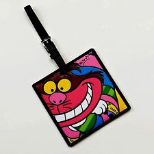 Disney by Britto - Cheshire Cat Colorful Luggage Tag 4024515