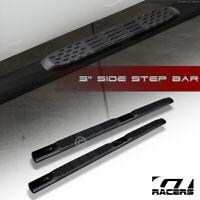 "For 2004-2008 Ford F150 Super Cab 5"" Black Side Step Nerf Bars Running Boards"