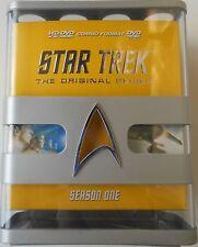 Star Trek The Original Series 1 HD DVD Deutsche Ausgabe ohne Pappumhüllung