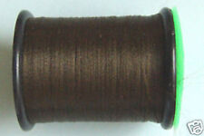100m Fil PLAT montage OLIVE 6/0 pour dubbing montagemouche fly tying thread flat