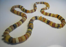 NOT POLISHED Beautiful Genuine Baltic Amber Necklace  !!!