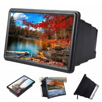 3D Movie Video Phone 14 inch Screen Magnifier Amplifier HD Expander Stand Holder