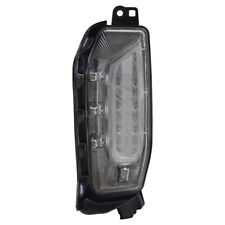 Daytime Running Light-NSF Certified Left TYC fits 15-17 Toyota Prius V