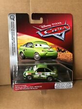 DISNEY CARS DIECAST Cars 3 Nick Stickers Special Metallic Edition Scavenger Hunt