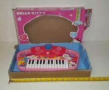 Hello Kitty électronique Clavier by Sanrio, musique, enfants, divertissement. (s12)