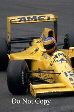 Martin Donnelly Camel Lotus 102 F1 Season 1990 Photograph