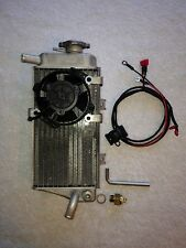 New for Honda CRF 450x 250x Cooling Fan Kit (water proof, automatic, hex wrench)