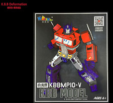 Transformers 4 alloy MP-10V optimus prime warlord toy