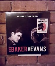 Chet Baker & Bill Evans: Alone Together (VINYL)