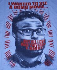 """Cancelled Interview"" Seth Rogen Men's Large Shirt Teefury"
