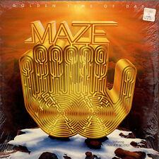 Maze Featuring Frankie Beverly - Golden Time O (Vinyl LP - 1978 - US - Original)