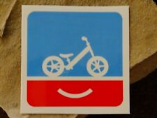 People For Bikes bike sticker MTB race ride bicycle decal