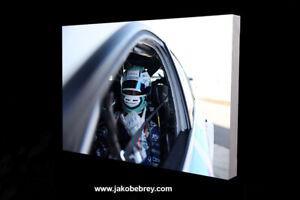 BTCC 2021 Ashley Sutton Pitlane Motor Sport Canvas