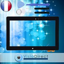 Vitre ecran tactile pour Asus VivoTab Smart ME400 ME400C noir + outils