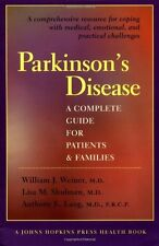 Parkinsons Disease: A Complete Guide for Patients