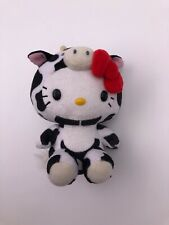 Sanrio Hello Kitty Cow Mascot Outfit Plush (D3)